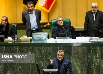 طرح سوال از وزیر کشاورزی در مورد اخلال در فعالیت صیادان ایرانی در دریای عمان