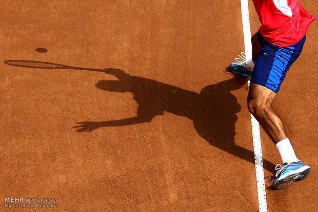 پیروزی پسران تنیسور قم در شروع مسابقات جوانان کشور
