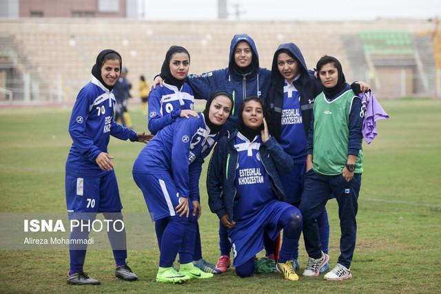 مدیرعامل استقلال خوزستان: فعلا قصد تیم داری در لیگ بانوان را نداریم