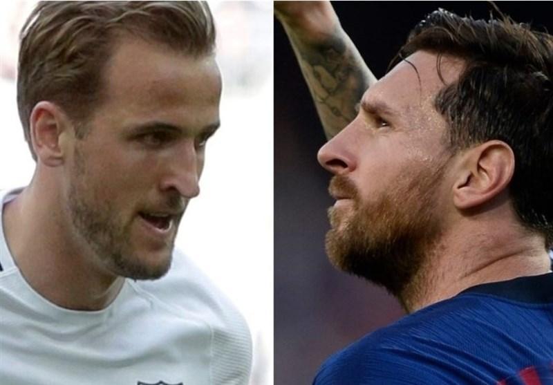 فوتبال دنیا، آماری جالب از لیونل مسی و هری کین؛ پراکندن بوی گل در معبد فوتبال