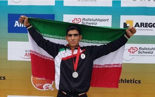 جوان ترین ورزشکار کاروان پاراآسیایی: بعد از طلای جاکارتا به جهانی فکر می کنم
