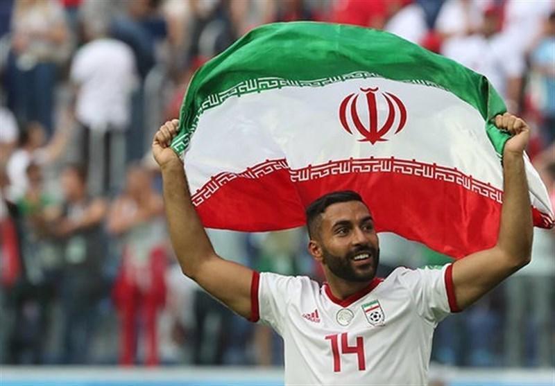 سامان قدوس در بین 10 ملی پوش برتر فوتبال که تغییر تابعیت داده اند