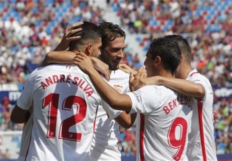 فوتبال دنیا، سویا با پیروزی صدرنشین لالیگا شد