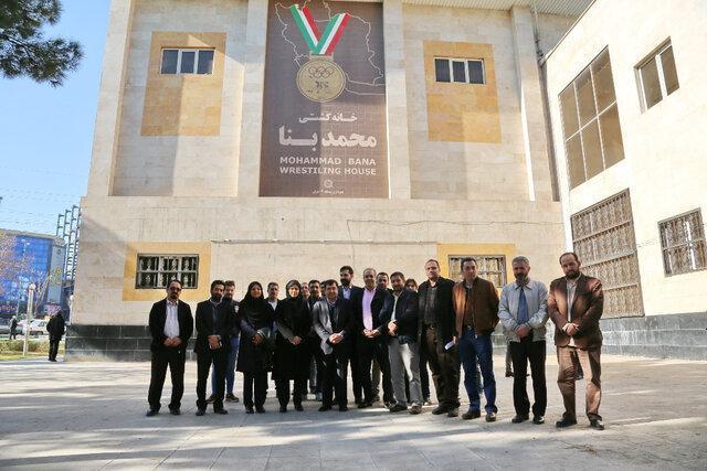 بازگشایی مجدد خانه کشتی محمد بنا پس از 5 ماه تعطیلی