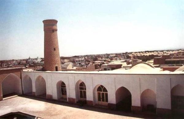 پاسخ اداره کل میراث فرهنگی اصفهان در خصوص مسجد جامع کاشان
