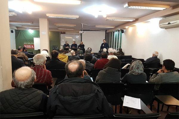 برگزاری مجمع سالیانه انجمن مستندسازان، رئیسیان بازرس شد
