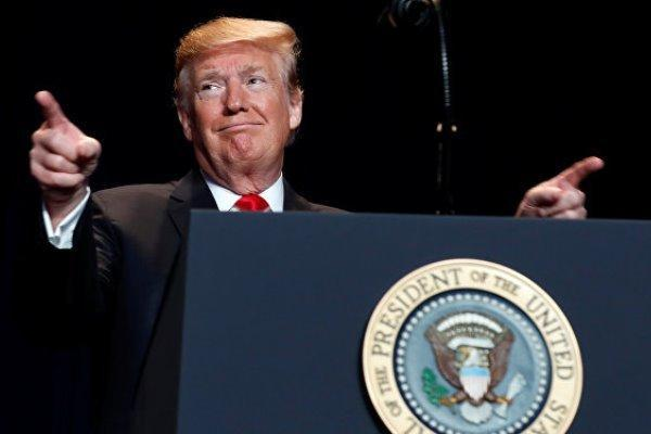 ترامپ بازنده انتخابات 2020 است