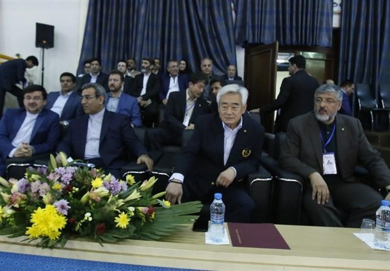 تقدیر رئیس فدراسیون جهانی تکواندو از ایران