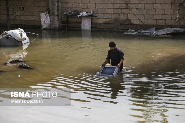 ارسال بزرگترین محموله کمکی ستاد اجرایی فرمان امام(ره) به خوزستان