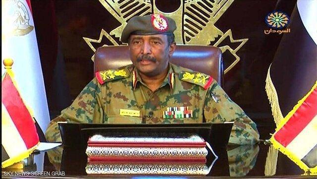 شورای نظامی انتقالی سودان از لغو آمد و شد اطلاع داد