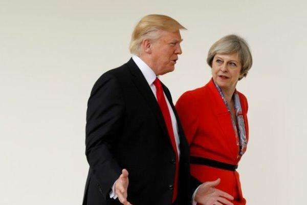 ترزا می:مناسبات واشنگتن و لندن خاص است
