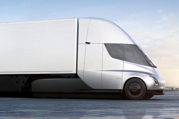 کامیونی که به کمک فناوری هرگز تصادف نمی کند
