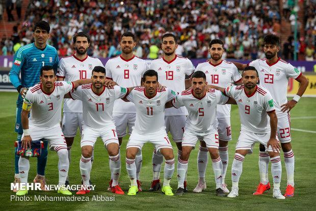 ترکیب تیم ملی ایران برای دیدار با کره جنوبی اعلام شد