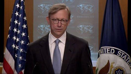 برایان هوک: تمایلی به درگیری نظامی با ایران نداریم
