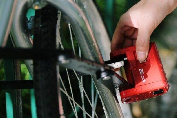 اولین قفل بیومتریک دوچرخه فراوری شد