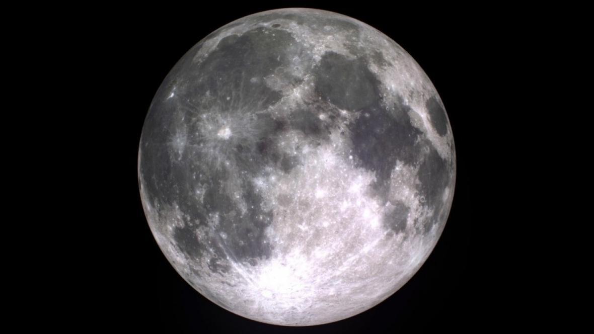 رویت غار های اسرارآمیز و مرموز روی کره ماه خبرساز شد