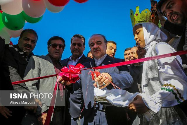 افتتاح 330 پروژه ورزشی در هفته دولت