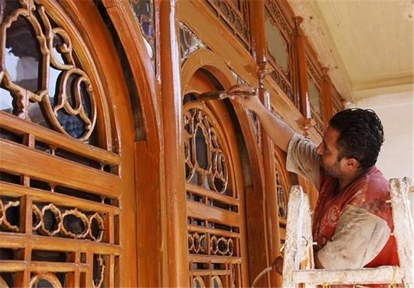 23 بنای تاریخی اردبیل در سال 97 مرمت شد