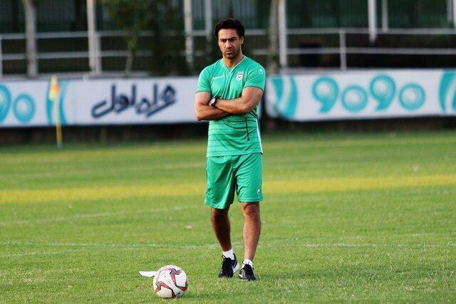 واکنش مجیدی به نخستین شکست روی نیمکت تیم ملی امید