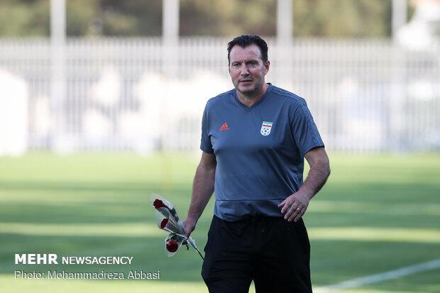 پیغام ویلموتس به بازیکنان باشگاهی: چشم های تیم ملی باز خواهد بود