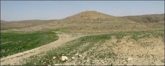 نجات یکی از شاخص ترین تپه های حوضه آبریز زاینده رود از نابودی