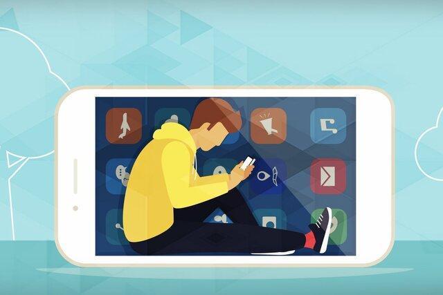 استفاده از تلفن همراه ارتباطی به اختلالات روانی ندارد