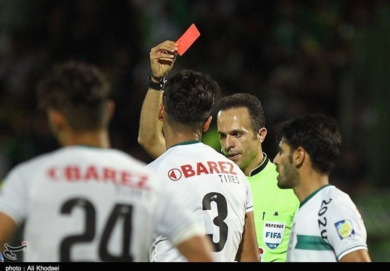 قضاوت حیدری در رقابت های فوتبال AFC CUP