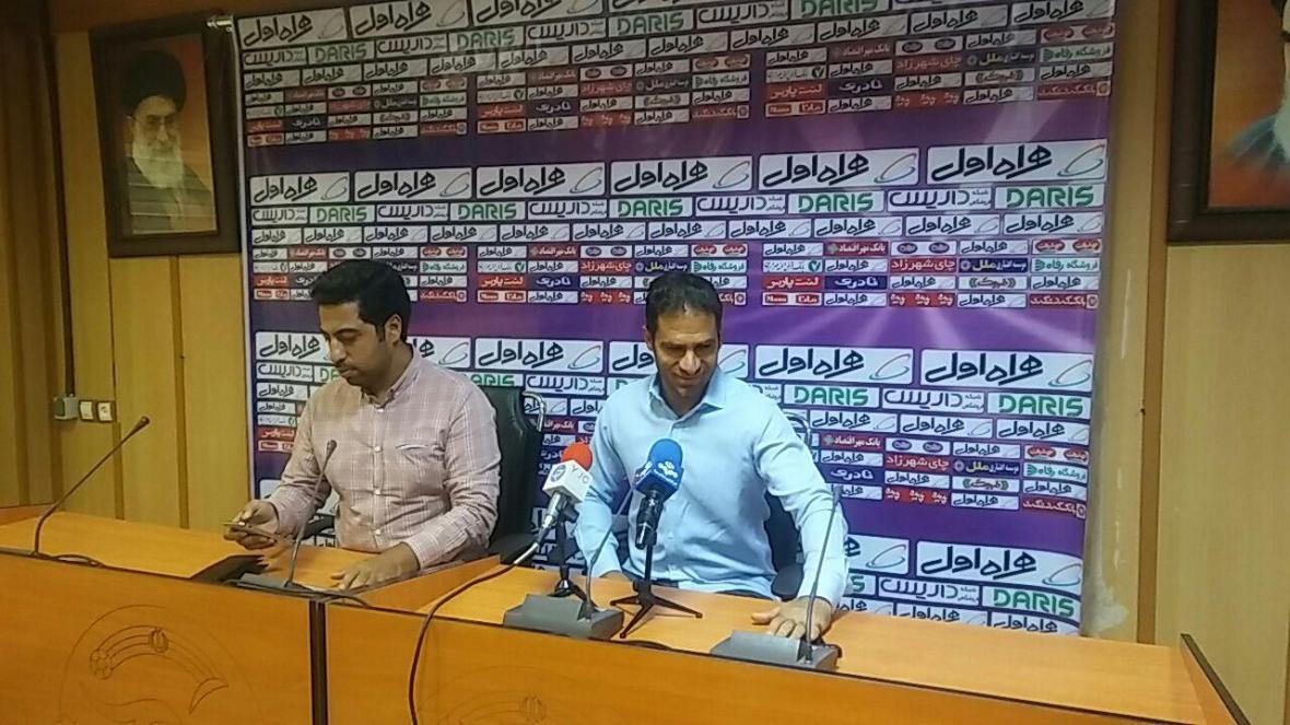 صادقی: بگوویچ شناخت خوبی از فوتبال ایران دارد، گل گهر تیم بسیار خوبی است