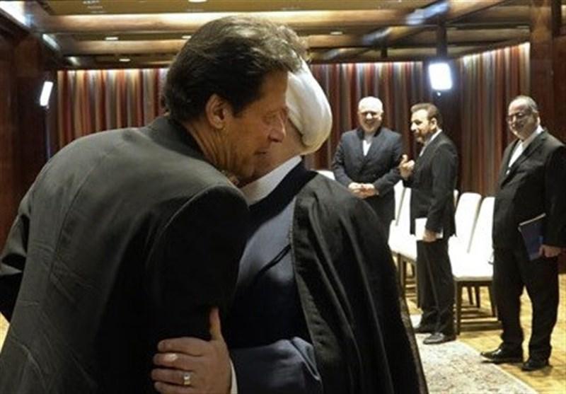 عمران خان: از هیچ تلاشی برای جلوگیری از تنش در منطقه فروگذار نخواهیم کرد
