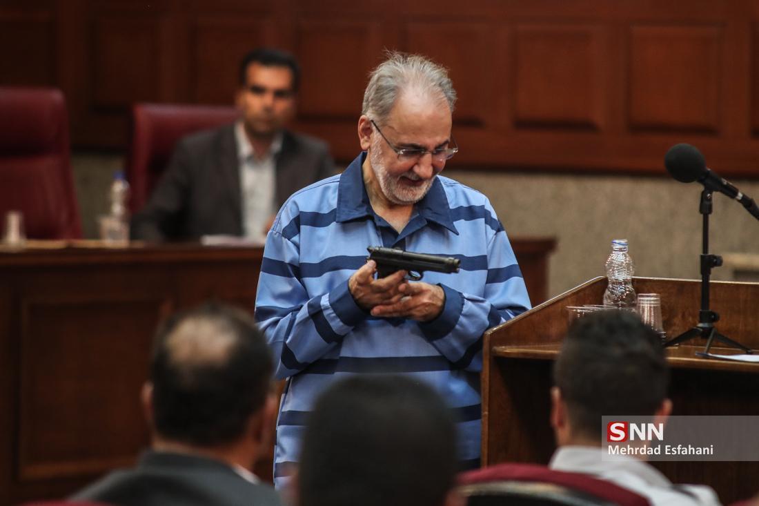 بررسی مجدد پرونده میترا استاد ، نجفی باز به صحنه قتل آمد
