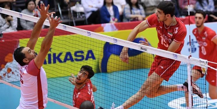 جام جهانی والیبال؛ پیروزی راحت ایران مقابل قعرنشین، تونس حرفی برای گفتن نداشت