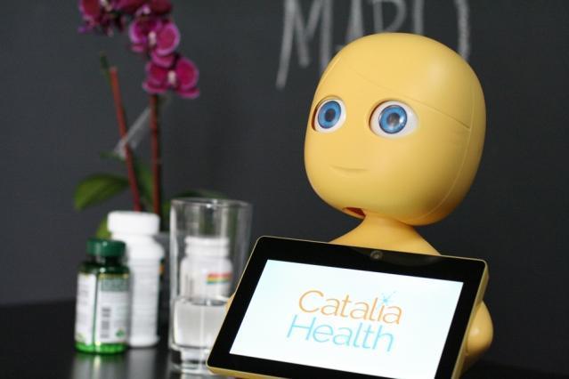 روبات های پرستار به یاری بیماران با درد های مزمن می آیند