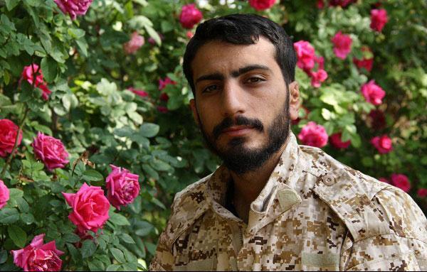 ساعاتی قبل از شهادت شهید مدافع حرم مصطفی صدرزاده در روز تاسوعا