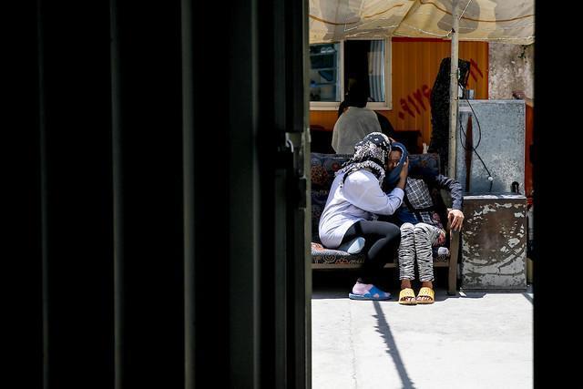 در کمپ های ترک اعتیاد زنان چه می گذرد؟
