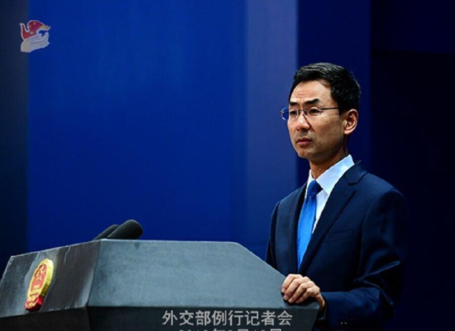 موضع گیری چین نسبت به اخراج دیپلمات هایش از آمریکا