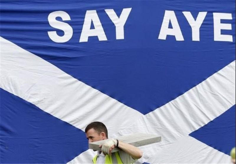 بانکداران انگلیسی درباره استقلال اسکاتلند هشدار دادند