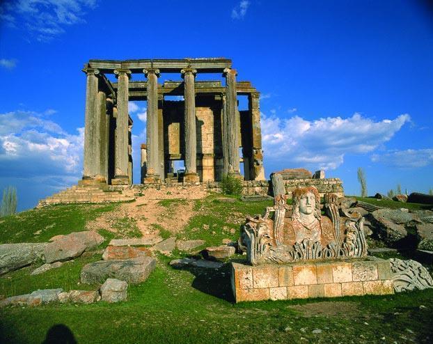 کاوش ها در شهر پنج هزار ساله ترکیه اتمام یافت