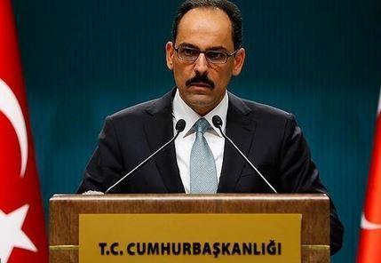 کالین: ترکیه و آمریکا در حال مذاکره برای حل اختلافات نظامی هستند