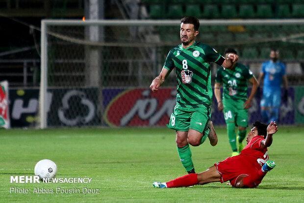 پیروزی ذوب آهن برابر فولاد، منصوریان دوباره شانس ماندن پیدا کرد