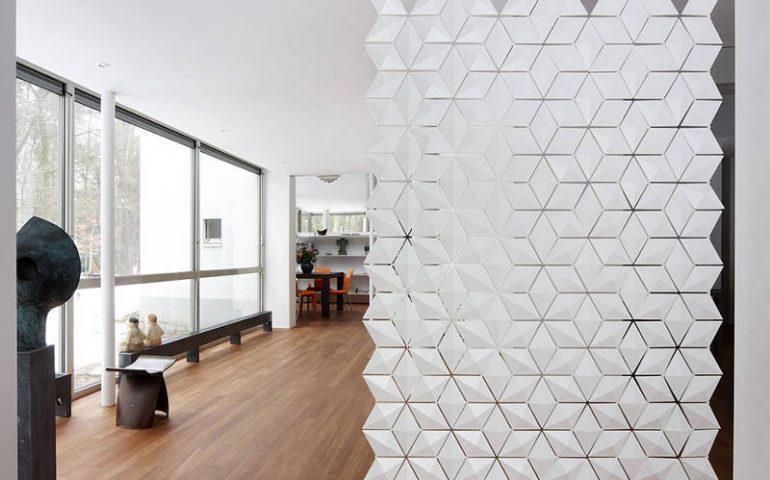 ایده های جذاب برای تفکیک فضای خانه