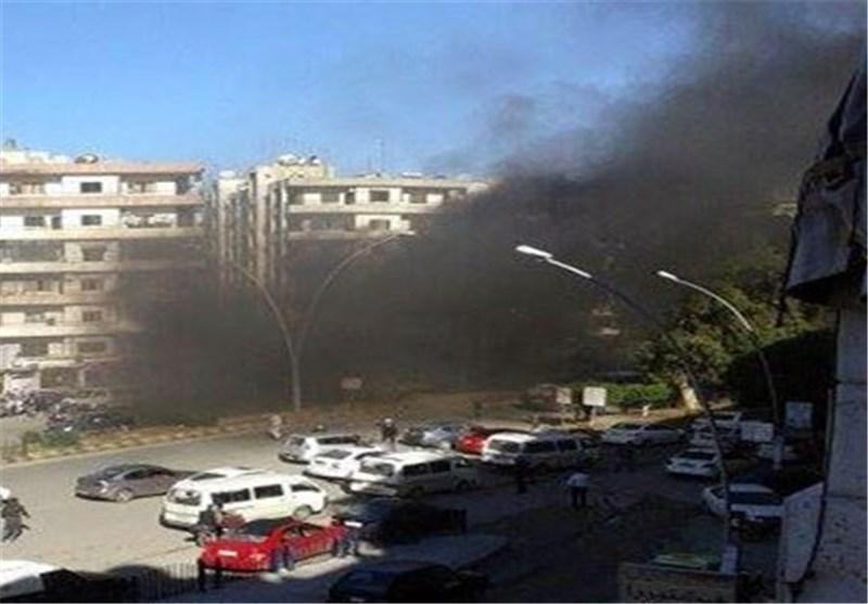 سوریه، 9 کشته در حمله راکتی تکفیری ها به تل رفعت در حومه حلب