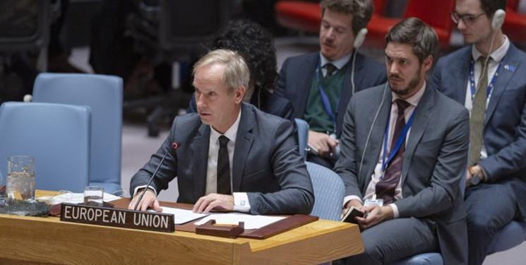 دیپلمات اروپایی: لغو تحریم های مالی ایران، بخش ضروری برجام است