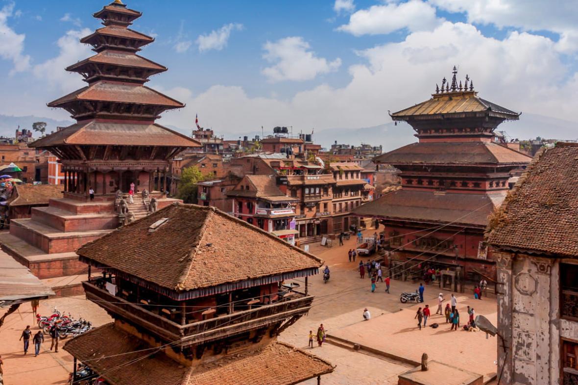 جاذبه های گردشگری نپال Nepal