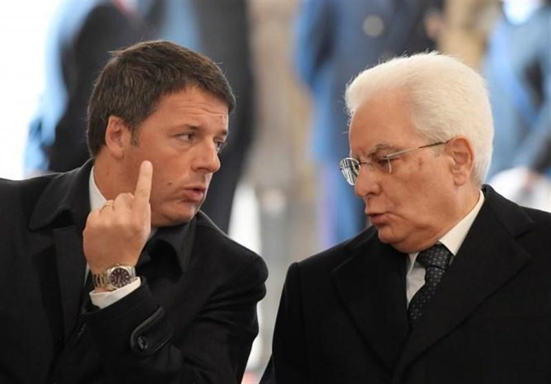 وعده رئیس جمهور ایتالیا برای حل و فصل سریع بحران سیاسی