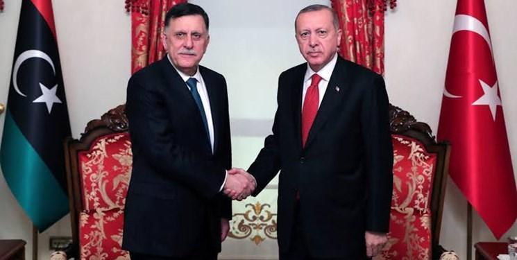 دولت وفاق ملی لیبی رسما از ترکیه یاری نظامی خواست
