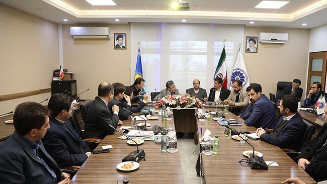 بندر اوکتائو قزاقستان ورود به بازار آسیای میانه را تسهیل می نماید