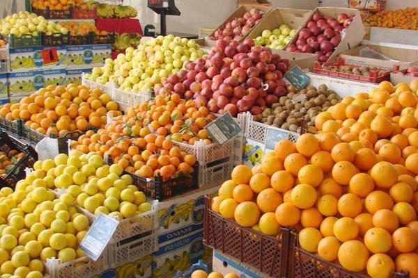 توزیع 1800 تن میوه شب عید در مرکزی