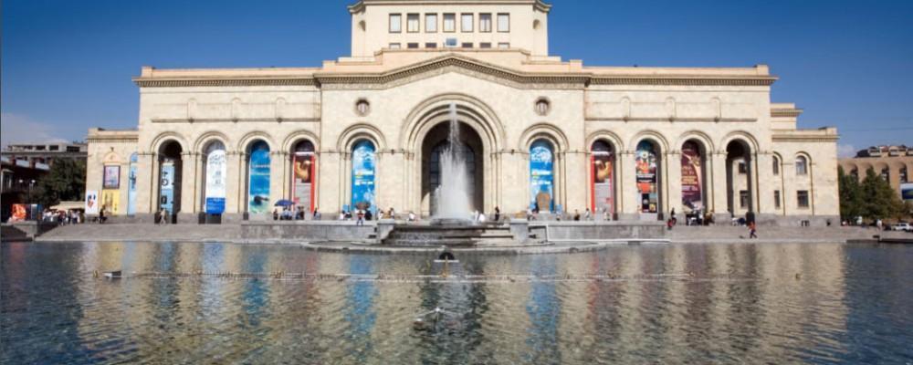 تعدادی از بهترین جاذبه های گردشگری ایروان ارمنستان