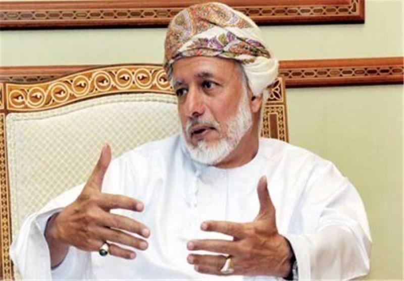 وزیر خارجه عمان به ایران می آید