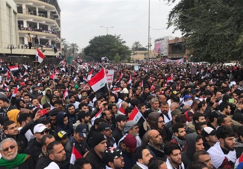 مقاومت آمریکا در برابر اخراج از عراق با تحرکات در مناطق سنی نشین